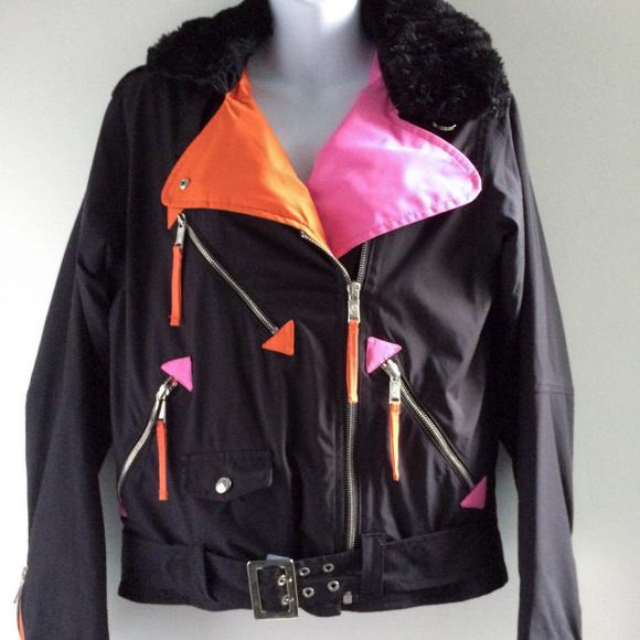3b2874911915 Rossignol JC del Castelbajac Jackets & Coats   Retro Jacket Goretex ...